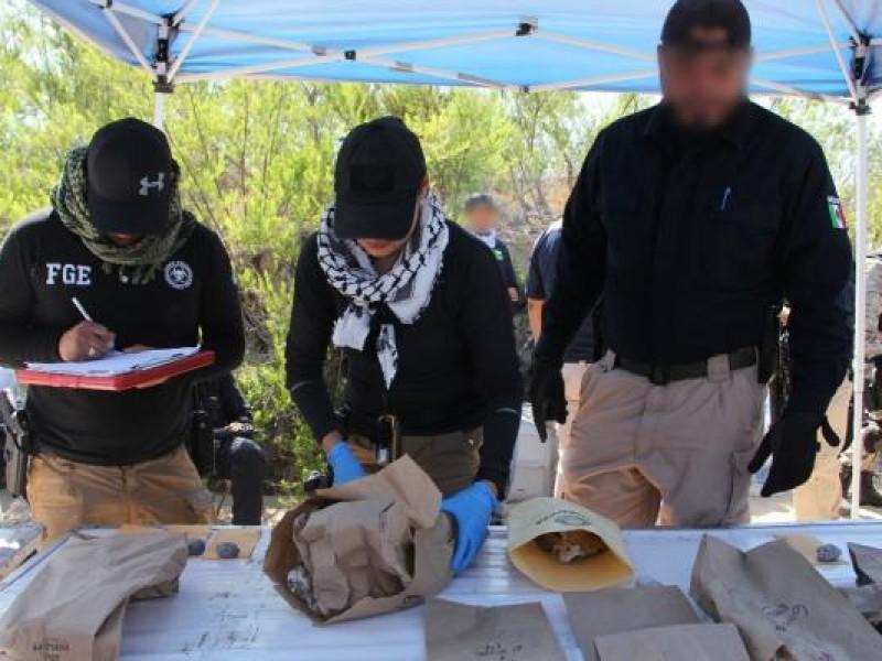 Investigan hallazgo de restos óseos en Chihuahua