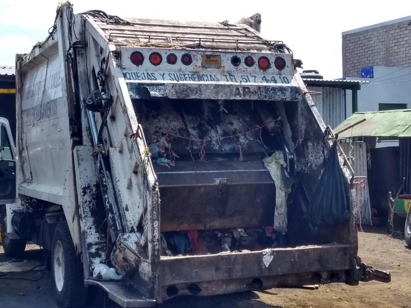 Investigan muerte de hombre atropellado por vehículo municipal