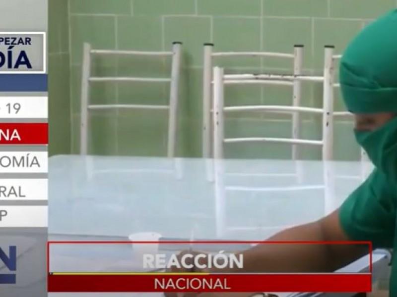 Investigan reacción grave a vacuna de Pfizer en Nuevo León