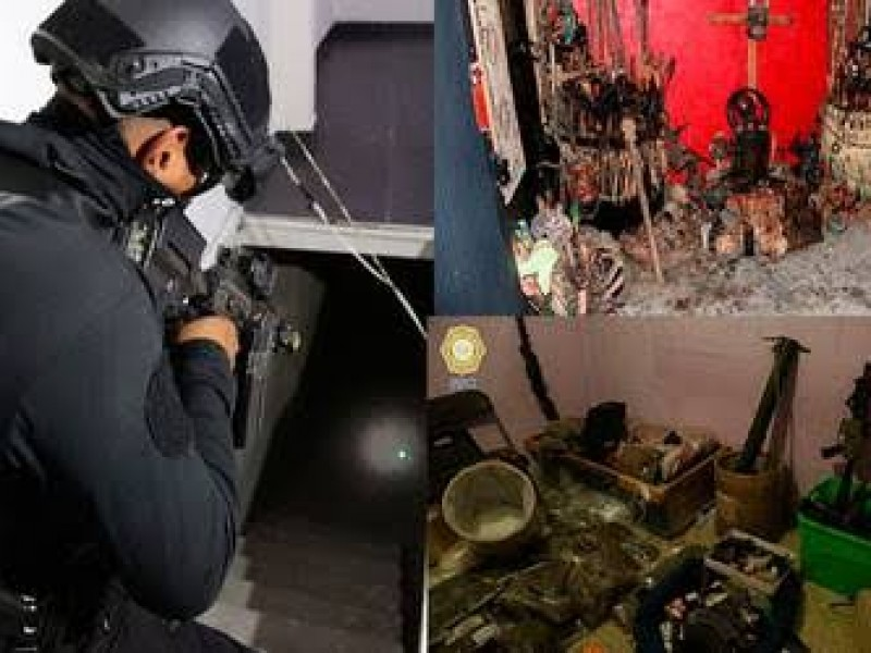 Investigarán liberación de presos, por narcotúnel en Tepito