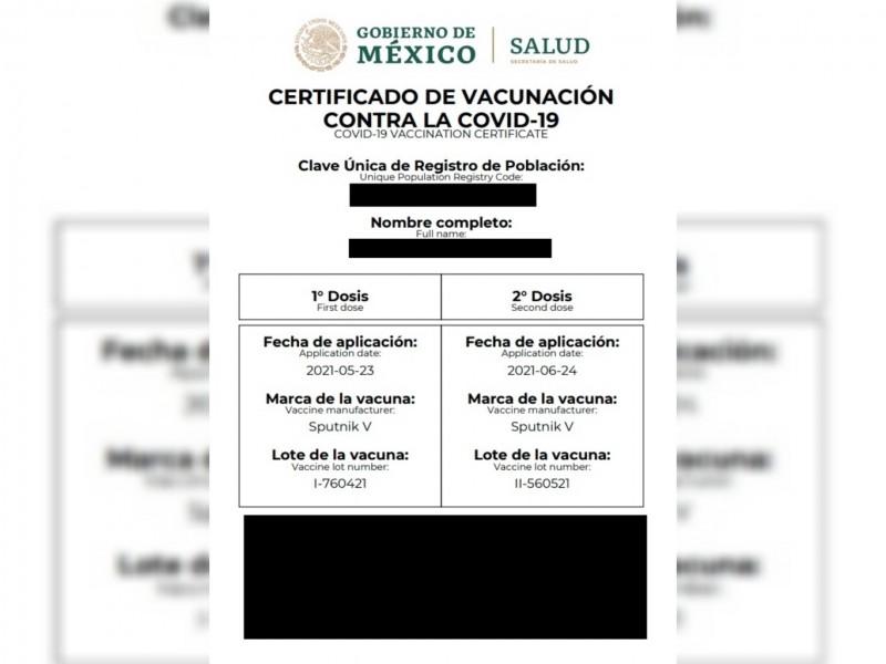 Inviable pedir el certificado de vacunación a empleados