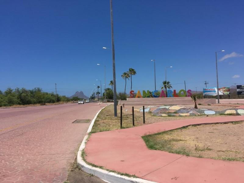 Invierten 46 mdp en bulevar de San Carlos