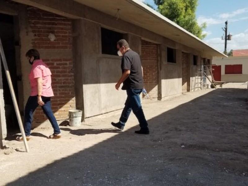 Invierten 731 Millones de pesos en infraestructura educativa