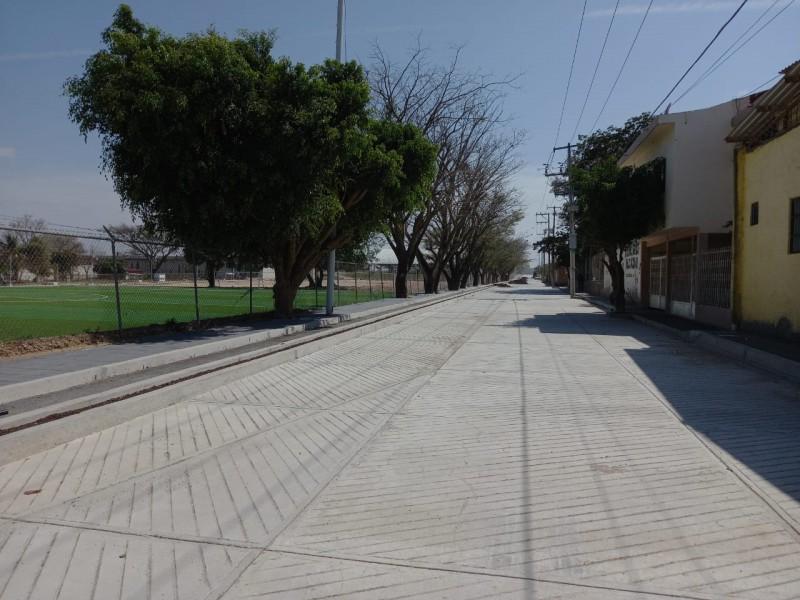Invierten 8 MDP en obra pública en Berriozábal