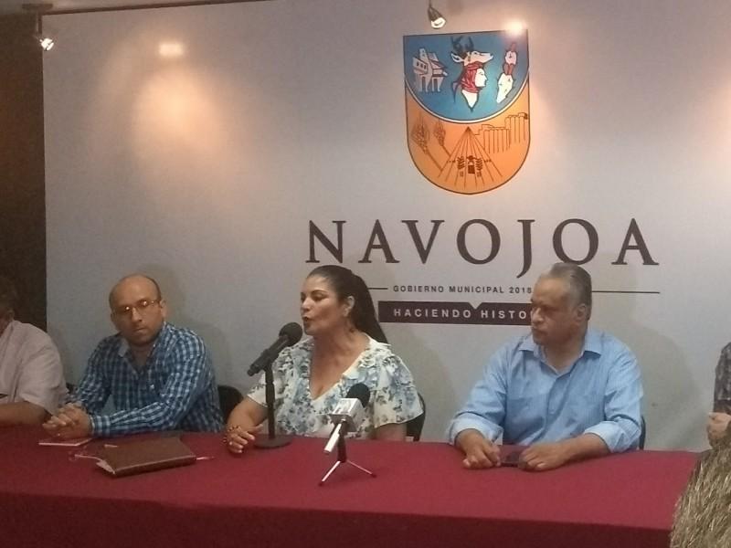 Alcaldesa inicia campaña de
