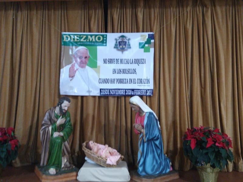 Invita iglesia a participar en campaña anual del diezmo