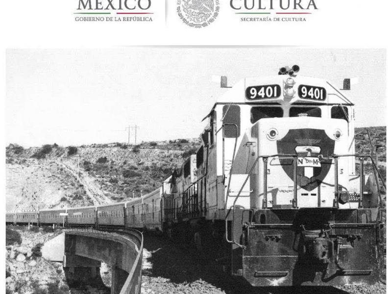 Invita MNFM a Seminario de Estudios del Ferrocarril
