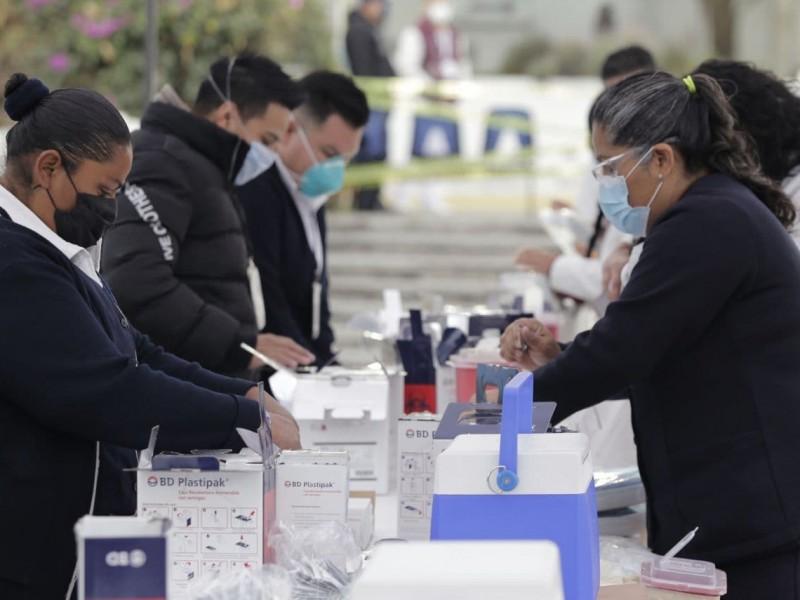 Invita Salud Jalisco a participar en vacunación contra el COVID-19