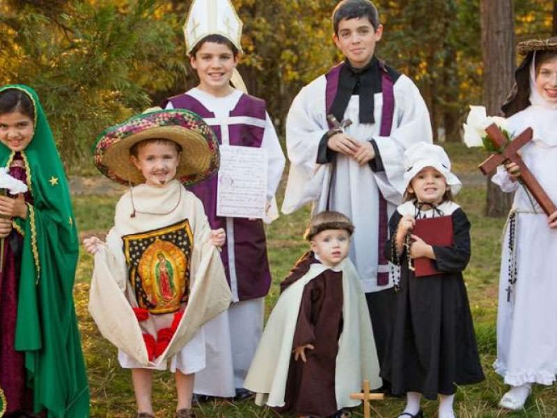 Invitan a celebrar Todos Santos y no el Halloween