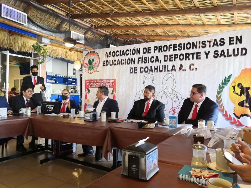 Invitan a Congreso de Profesionistas de Educación Física