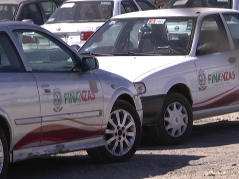 Invitan a denunciar uso irregular de vehículos