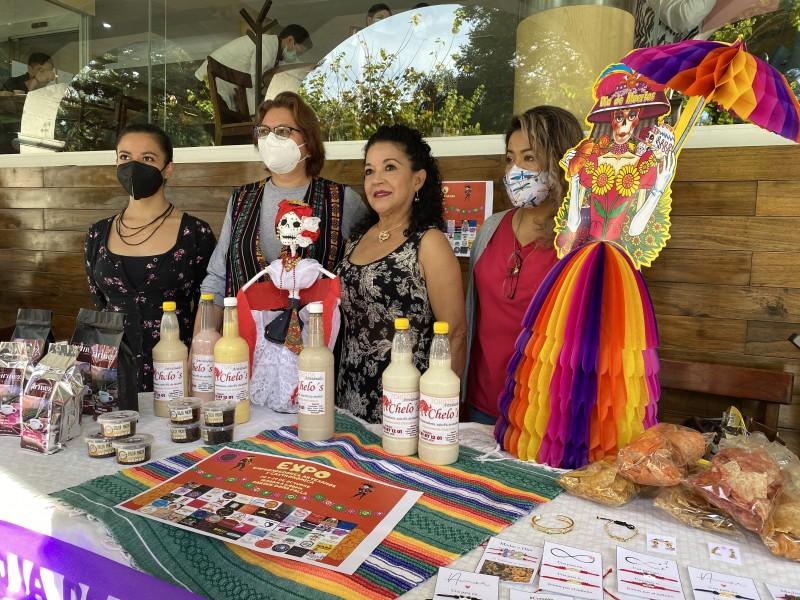 """Invitan a Expo """"Emprendedores artesanos y gastronómica"""" de Xalapa"""