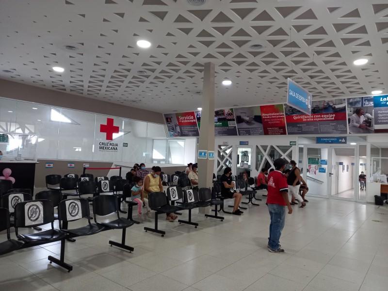 Invitan a jornada de salud en la Cruz Roja