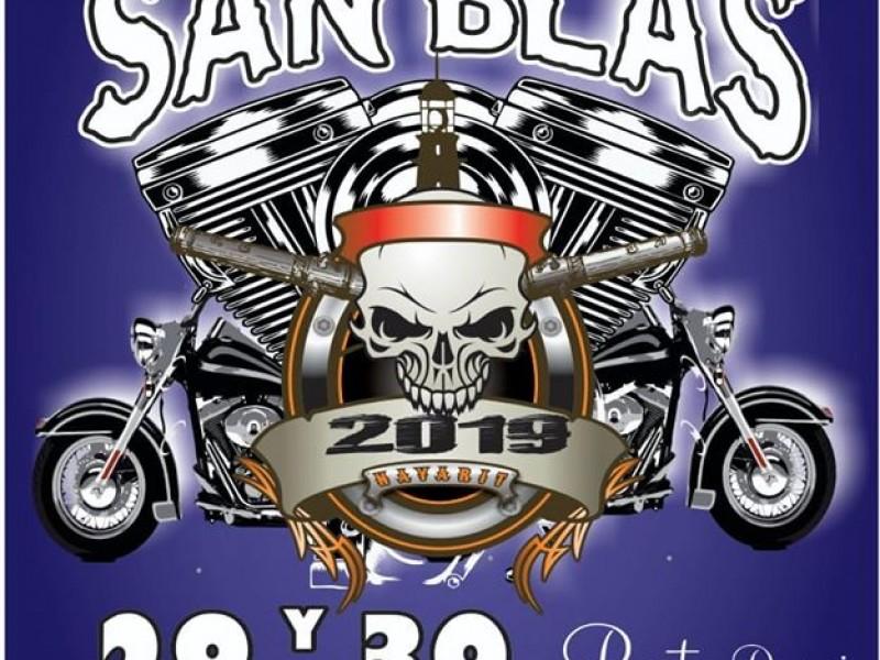 Invitan a la novena Motomanía de San Blas