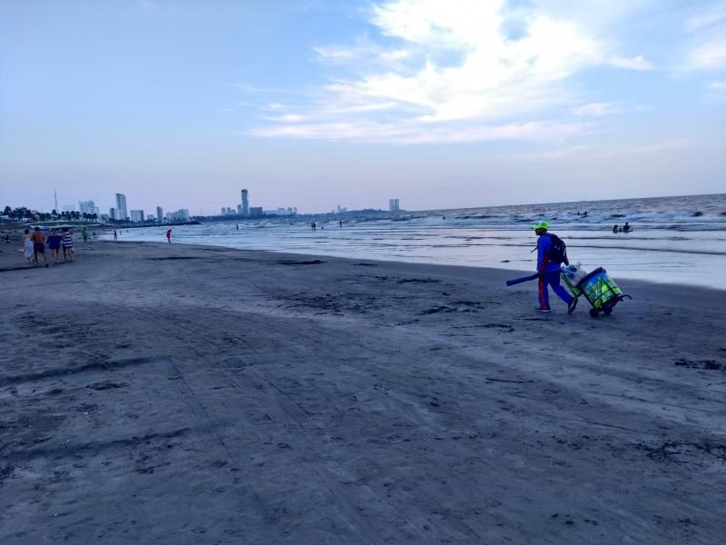 Invitan a limpieza de playas de Veracruz