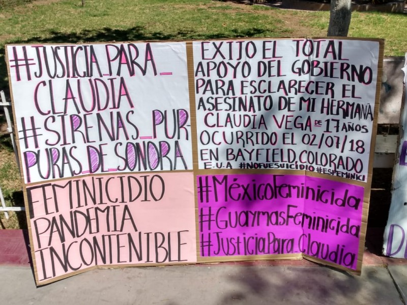 Invitan a marcha pacífica por desaparecidos