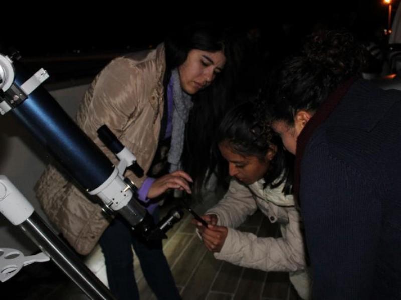 Invitan a observación astronómica en el ZigZag