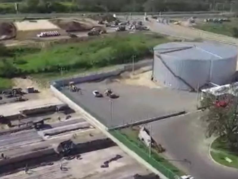 Invitan a Subsecretario SEDECOP visitar parque industrial Tuxpan