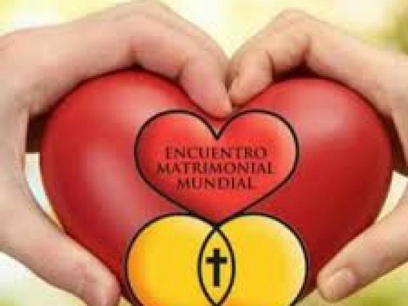 Invitan a sumarse al Encuentro Matrimonial Mundial