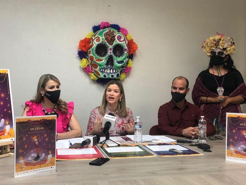 Invitan a Tercer Festival Tradicional del Día de Muertos