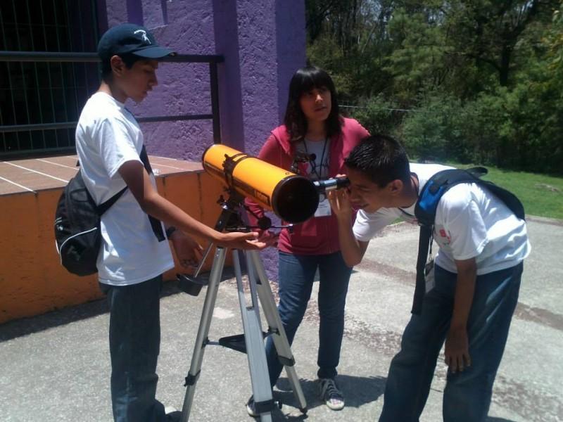 Invitan a XIII Olimpiada Nacional de Astronomía: INAOE