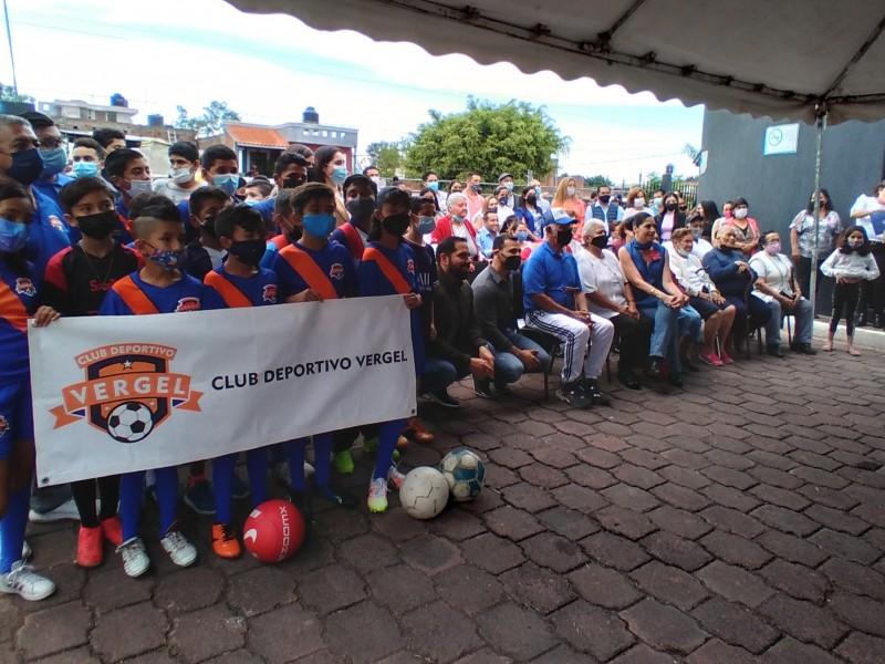 Involucran a jóvenes zamoranos en actividades deportivas y recreativas