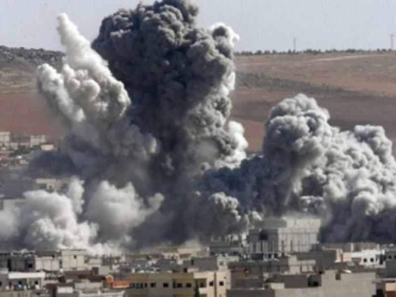 Irak bombardea centro de mando del Estado Islámico