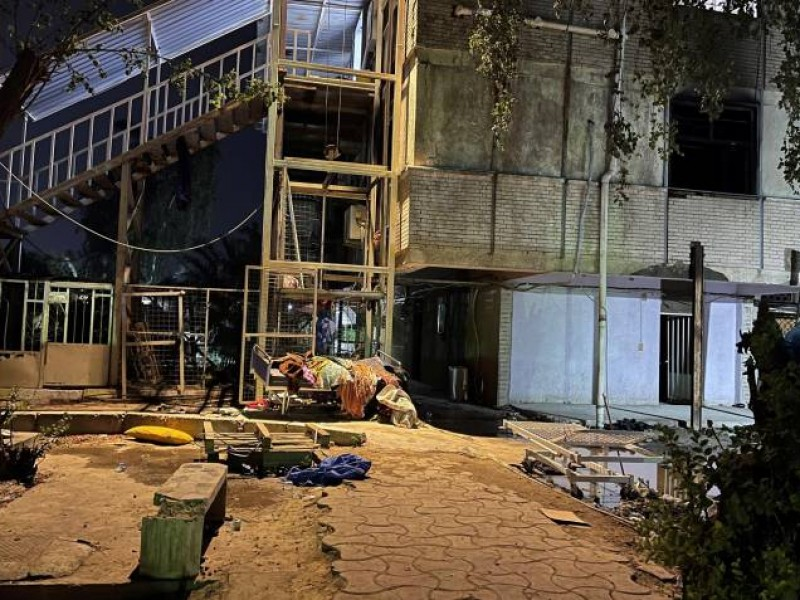 Irak investiga causas del incendio que dejó 82 muertos