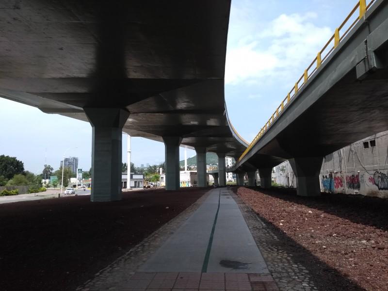 Irregularidades en puente recién inaugurado por Peña Nieto