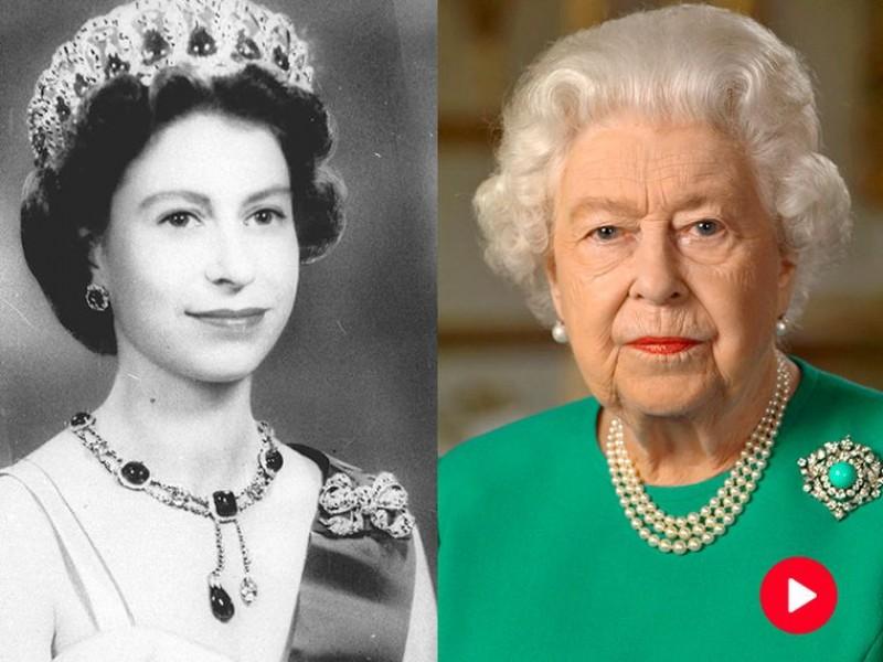 Isabel II celebra sus 70 años en el trono
