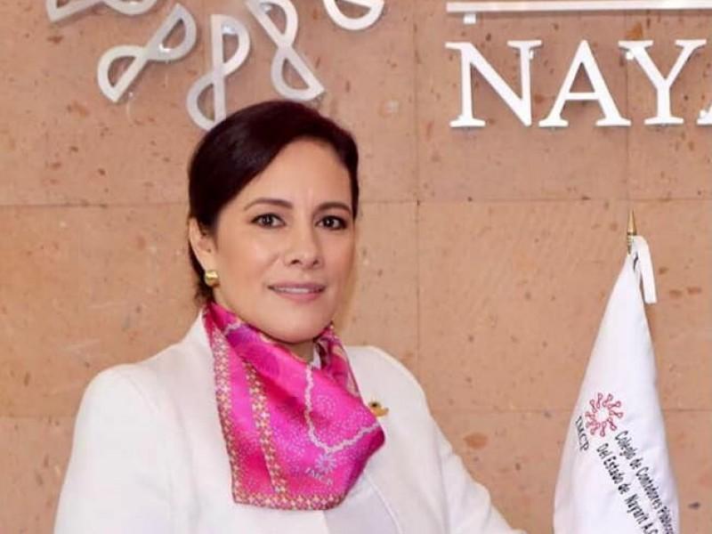 Isabel Estrada fungirá como Contralora General del Estado
