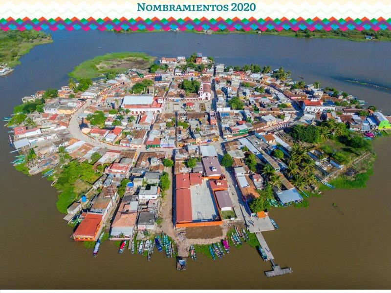 Isla de Mexcaltitán recupera nombramiento como pueblo mágico