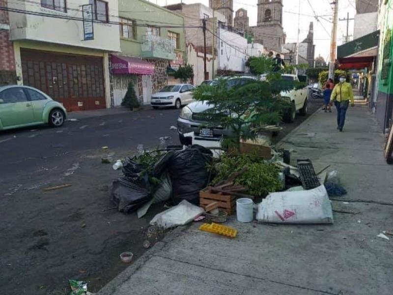 Ismael Del Toro reconoce problemas en recolección de basura