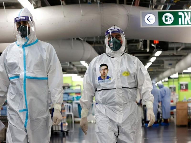 Israel administra tercer dosis anti Covid-19 a los más vulnerables
