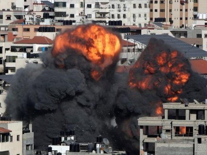Israel aumenta sus ataques en Gaza