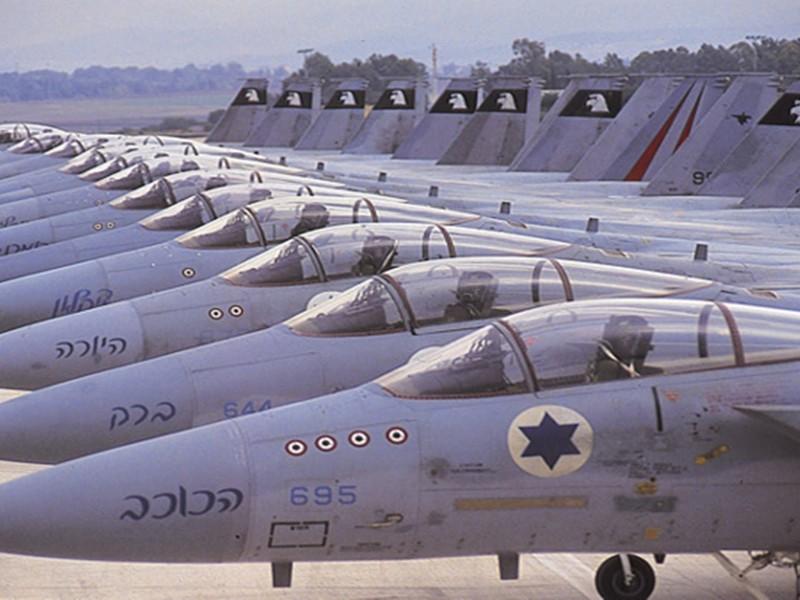 Israel destruye túnel ubicado bajo el Mar Mediterraneo