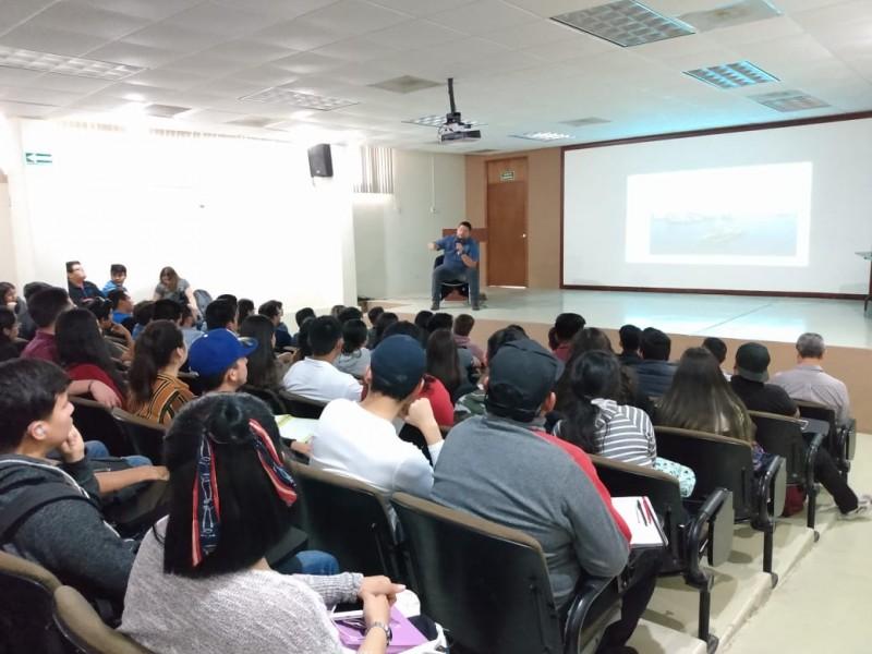 Israel fuente de inspiración para estudiantes