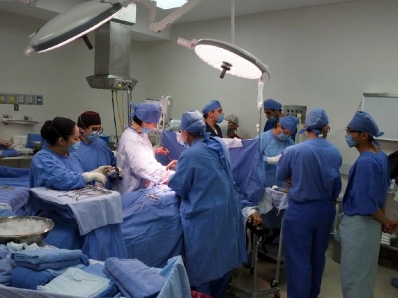 ISSSTE obtiene donaciones de órganos para 108 personas