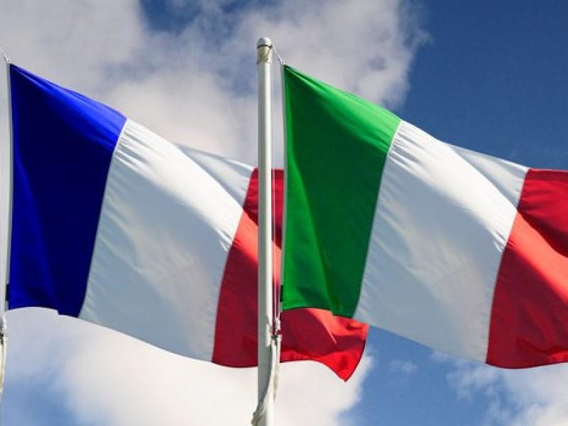 """Italia acusa a Francia de """"hipocresía"""""""