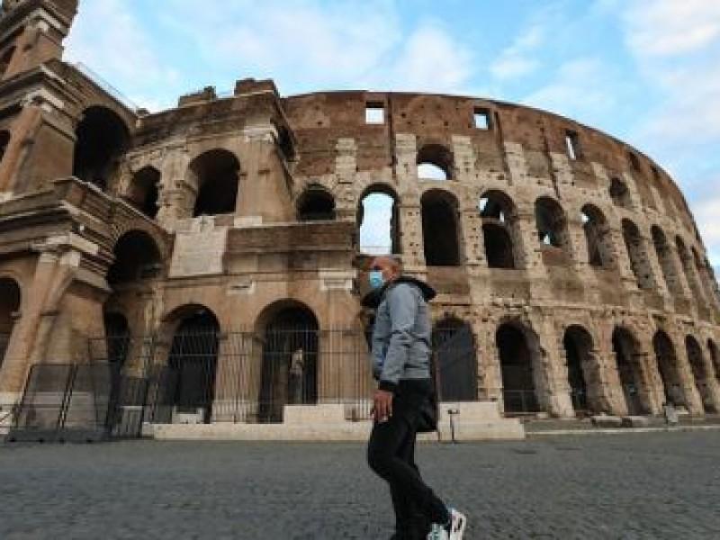 Italia registra de las mayores cifras de contagios de Covid-19