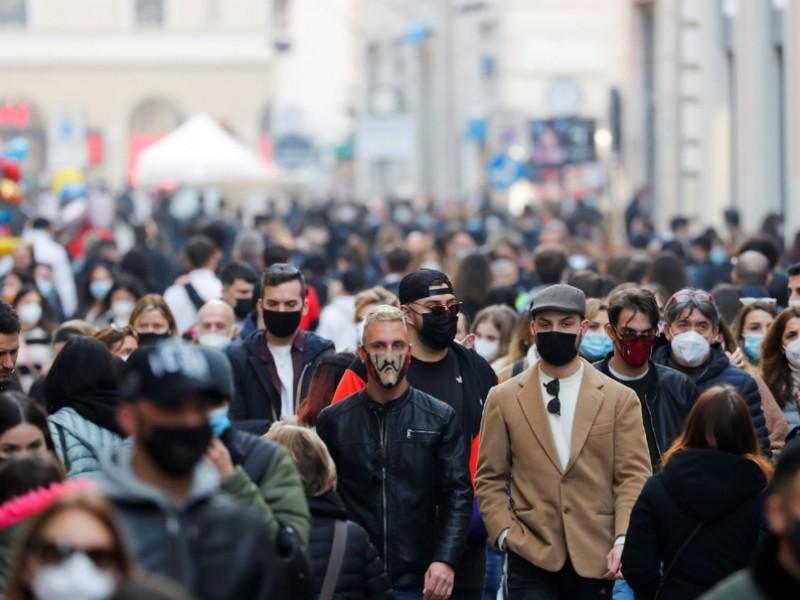 Italia vuelve al confinamiento ante rebrote de Covid