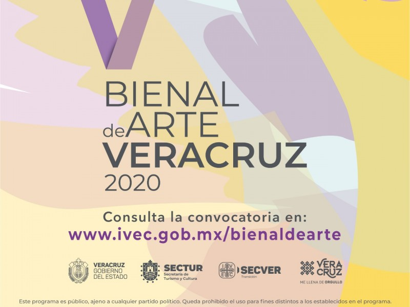 IVEC lanza convocatoria Bienal de arte Veracruz 2020
