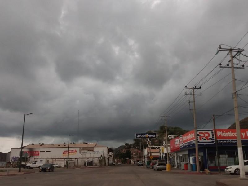 Ivo podría dejar lluvias intensas en Guaymas