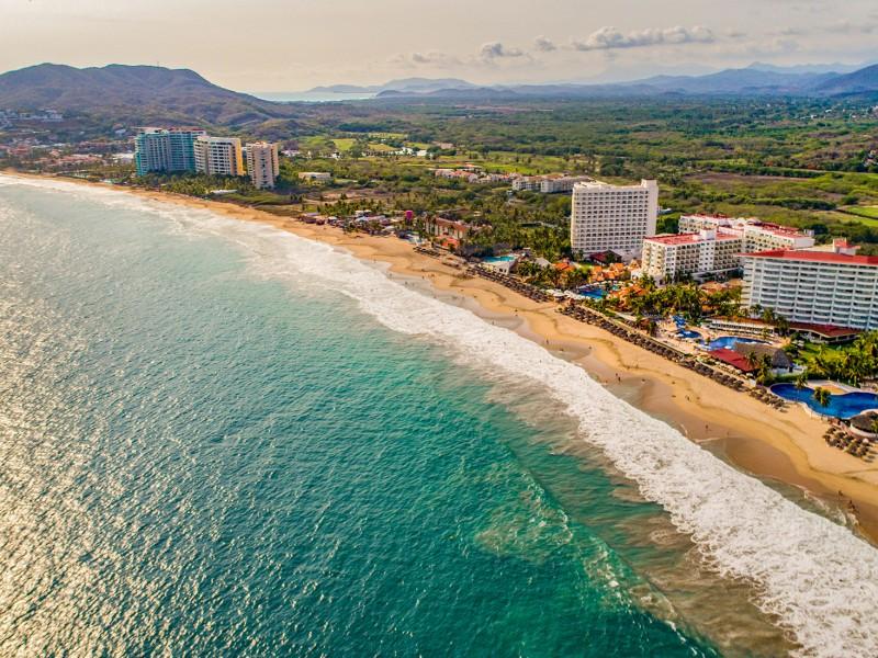 Ixtapa-Zihuatanejo al 21.9% de ocupación hotelera
