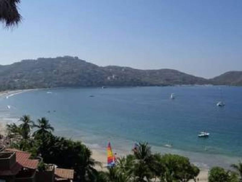 Ixtapa-Zihuatanejo al 38.9% de ocupación hotelera
