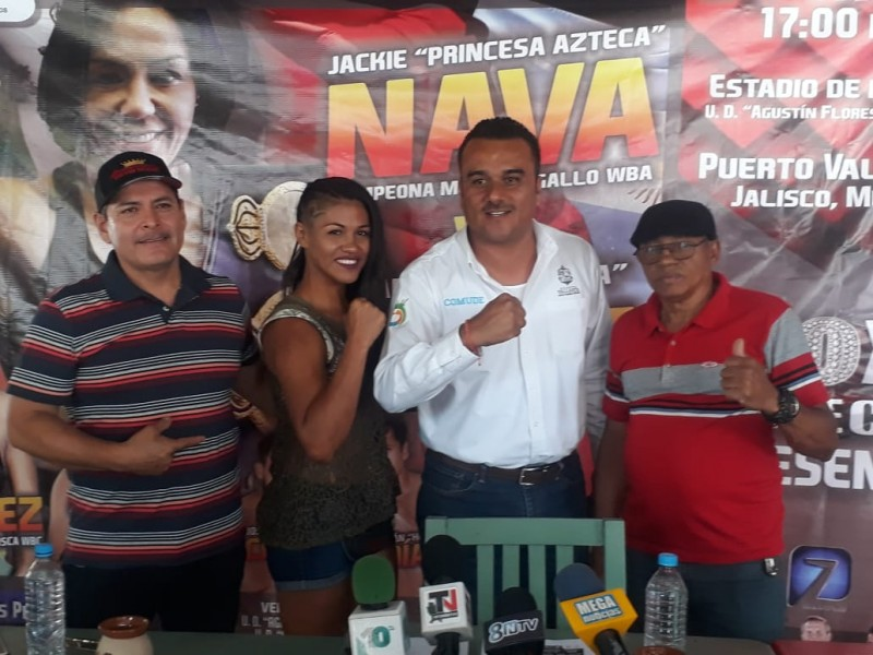 Jackie Nava vs Marcela Acuña disputan campeonato mundial