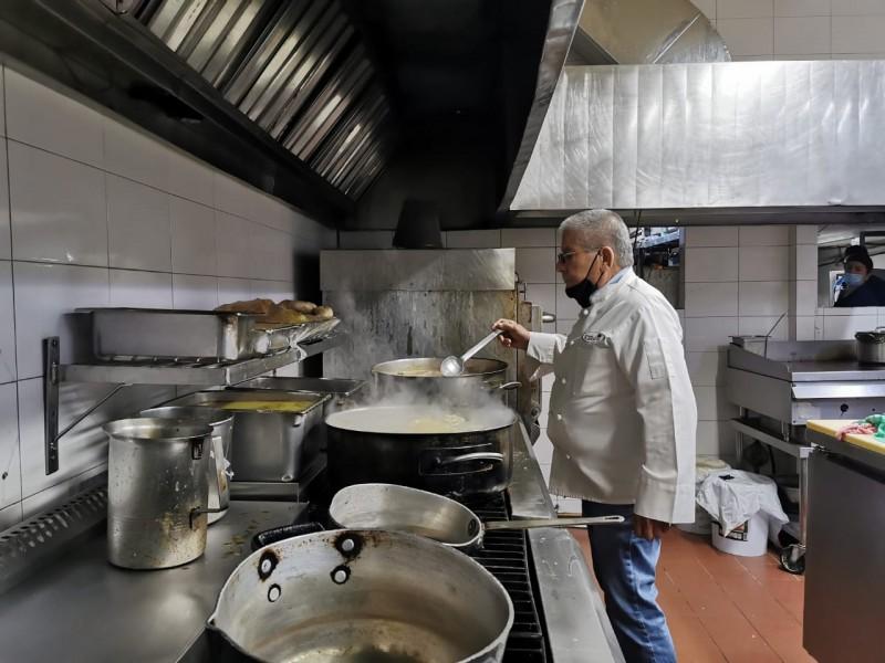 Jacobo Araujo, el Chef detrás del éxito de