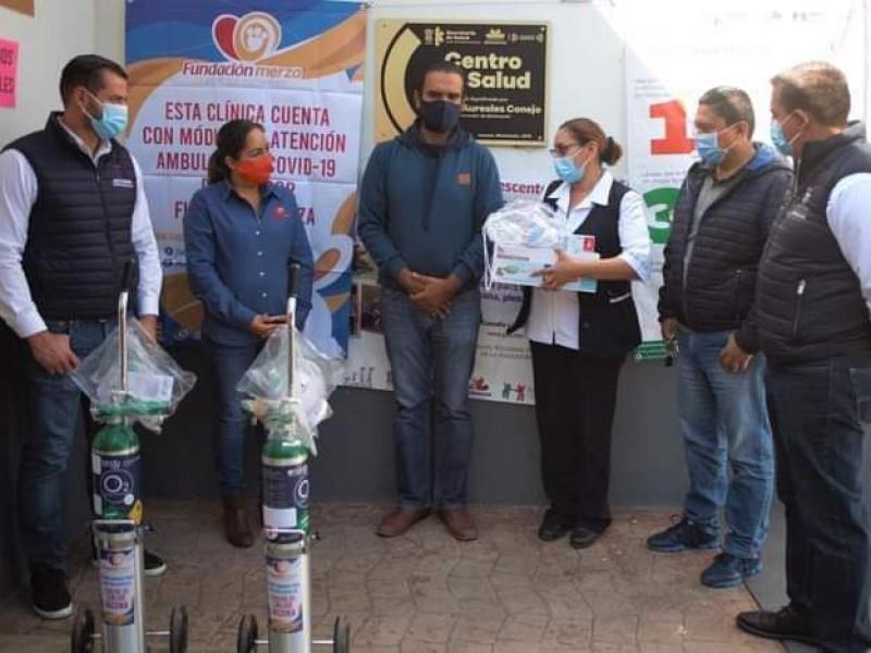 Jacona tendrá atención ambulatoria ante COVID-19 en Centro de Salud