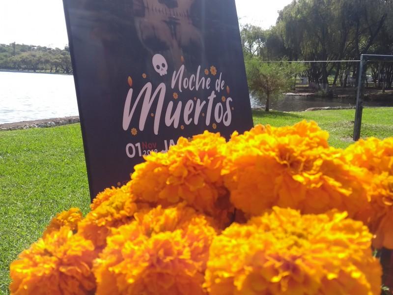 Jaconenses buscan preservar tradición del Día de muertos
