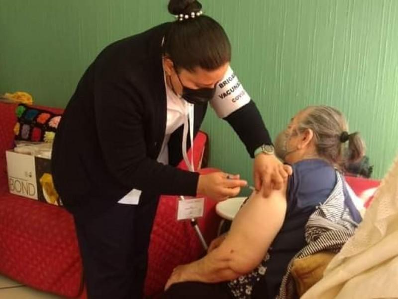 Jaconenses esperan arribo de la segunda dosis de vacunas antiCovid
